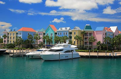 Cheap ferries to the Bahamas