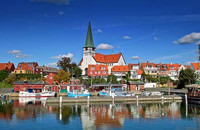 Book your ferry to Bornholm with AFerry