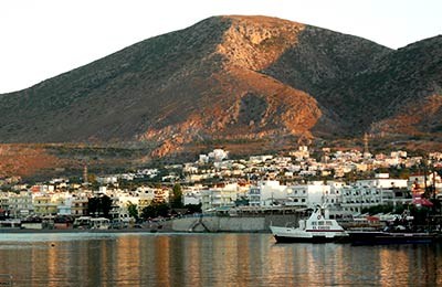 Find Naxos to Crete ferries