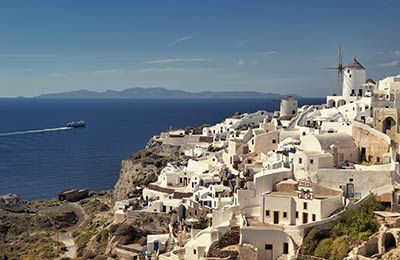 Book your Greek Island ferry with AFerry