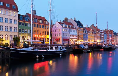 Save money on your ferry to Denmark