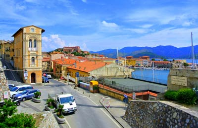 Save money on your ferry to Elba