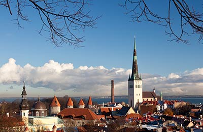 Save money on your ferry to Estonia