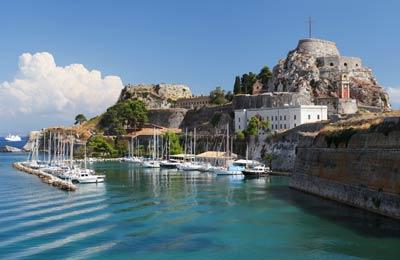 Trieste to Corfu Ferry