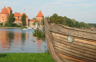 Save money on your ferry to Lithuania