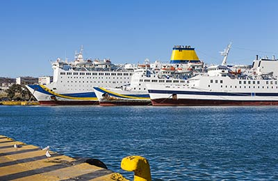 Lesvos Ferries