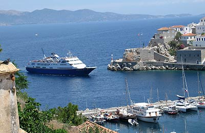 Ermioni to Hydra Ferry