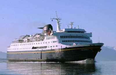 Book an Alaska Marine Highway System ferry with Ferrysavers
