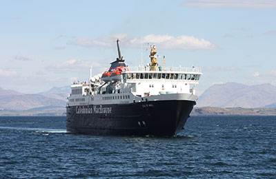 Sconser to Raasay