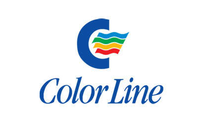 Book with Color Line simply and easily
