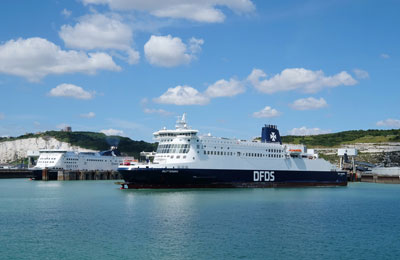 Book your Newhaven-Dieppe ferry simply and easily