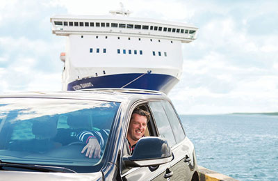 Book DFDS Seaways Freight Ferries online