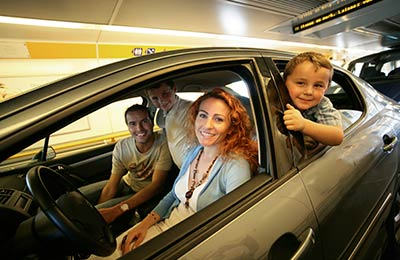 Save money and book cheap fares with Ferrysavers and Eurotunnel!