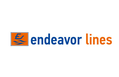 Book with Endeavor Lines simply and easily