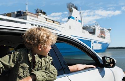 Book Finnlines Freight Ferries online