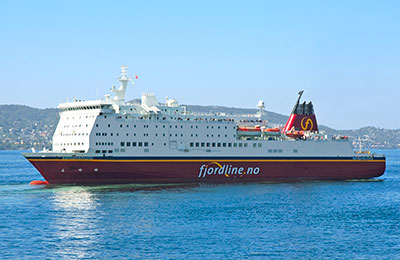 Book Fjord Line Freight Ferries online