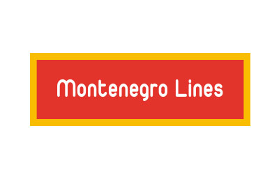 Book with Montenegro Lines simply and easily