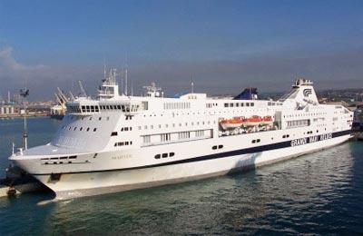 Book Grandi Navi Veloci Freight Ferries online