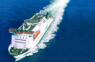 Book Irish Ferries Freight online