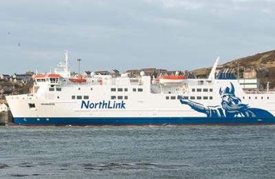 Stromness to Scrabster Ferry