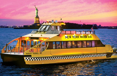 You'll love New York Water Taxi!