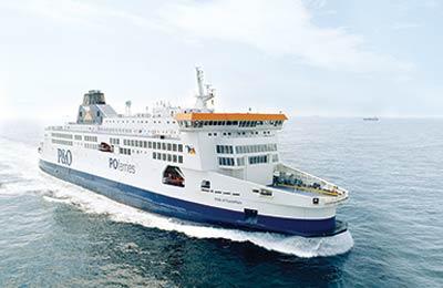 Zeebrugge to Hull Ferry