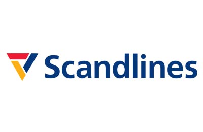 Book with Scandlines simply and easily
