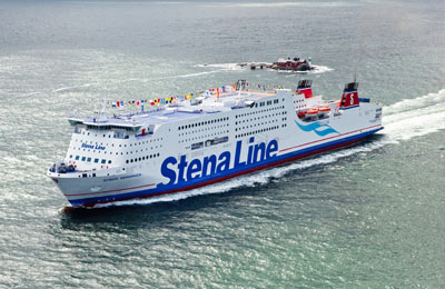 Book Stena Line Freight Ferries quickly and securely online