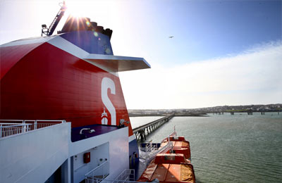 Book a Stena Line Scandinavia Freight ferry simply and securely online