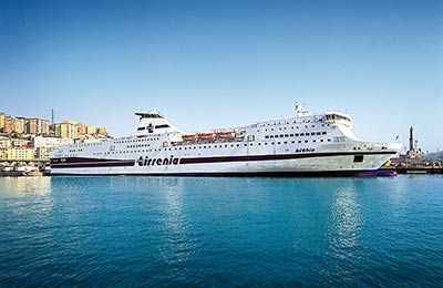 Book  Tirrenia Freight Ferries online
