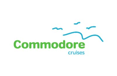 Book with Commodore Cruises simply and easily
