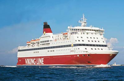 Book Viking Line Freight Ferries online