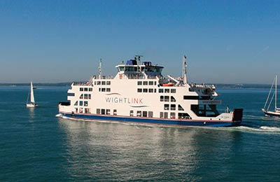 Book your ferry to the Isle of Wight with AFerry