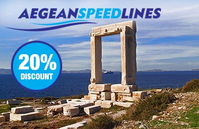 20% off ferries to Greece this summer!