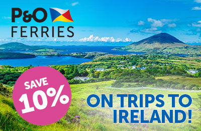 10% off Larne-Cairnryan + FREE Flexi Upgrade